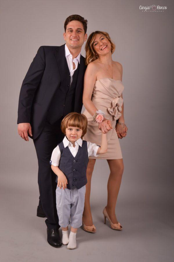 foto famiglia torino